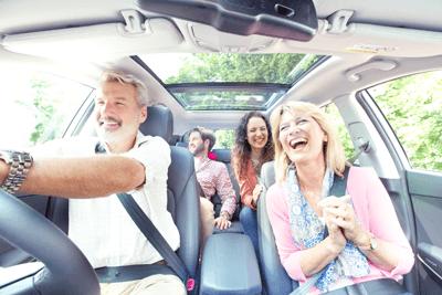 Image of carpool