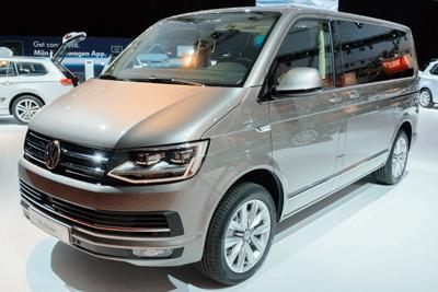 Image of VW Transporter T6