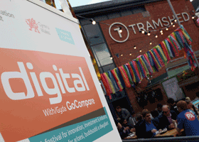 Image of Digital Fest at the Tramshed