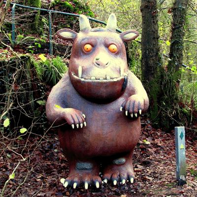 Image of the Gruffalo Trail