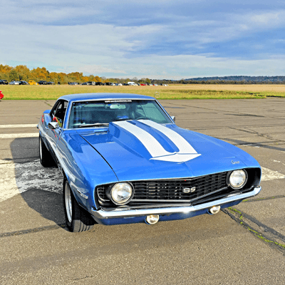 An image of a Camaro SS