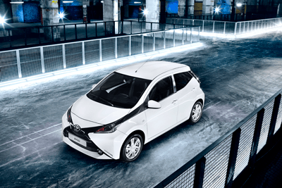 An image of the Toyota Aygo