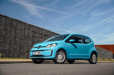 An image of the VW up!