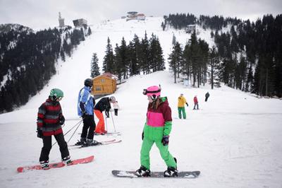 Image of Poiana Brasov ski resort