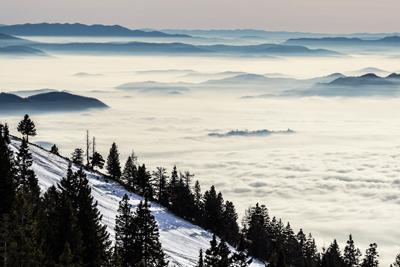 Image of Vogel ski resort