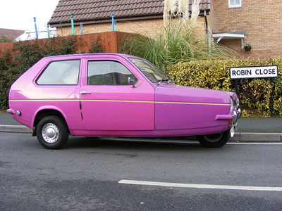 Pink reliant