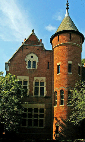 Image of the Tower House