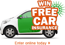Win your car insurance for free