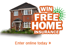 Win your home insurance for free