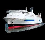 A car ferry