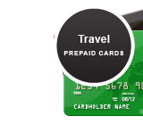 Travel prepaid cards