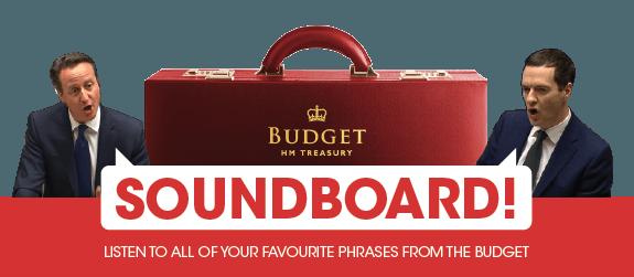 Budget Soundboard Mobile