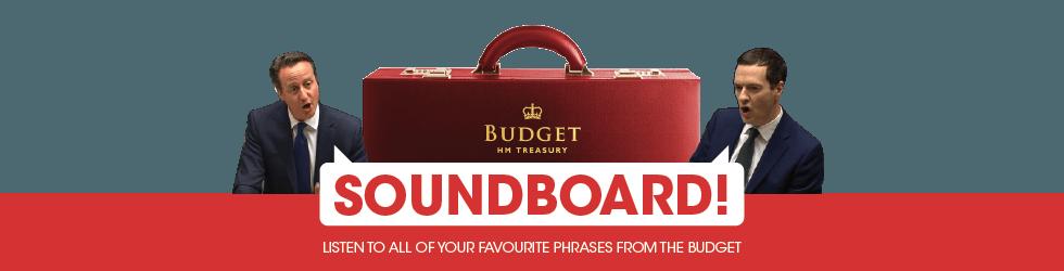 Budget Soundboard