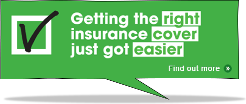Getting the right insurance cover just got easier