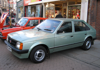 Picture of Mk 1 Vauxhall Astra