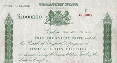 £1m note