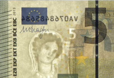 Europa on note