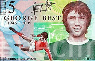 George Best fiver