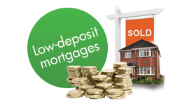 Low-deposit mortgages