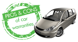 Pros and cons of car warranties