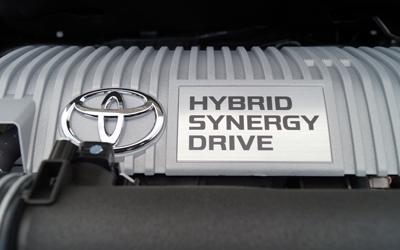 Toyota Auris Touring Sports Excel 1.8 Hybrid e-CVT power plant