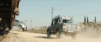 Defender in the movies