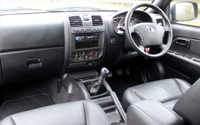 Image of Great Wall Steed interior