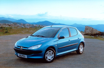 Image of Peugeot 206
