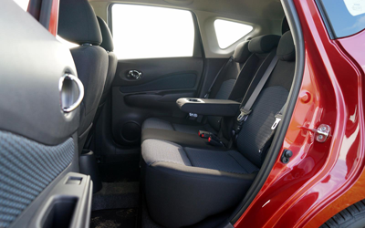Image of Nissan Note interior
