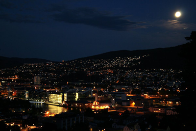 Image of Drammen in Norway