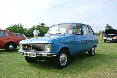 Image of Renault 6