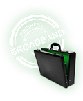 Business broadband - briefcase
