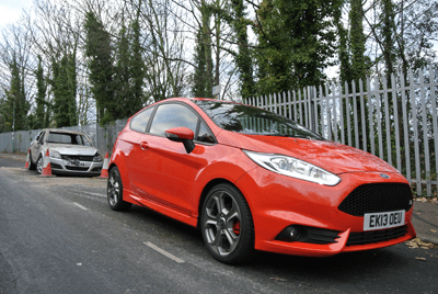 Image of Ford Fiesta ST Mountune