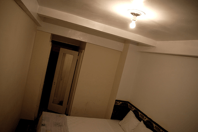 Image of dingy room