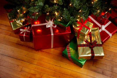 Image of Christmas presents