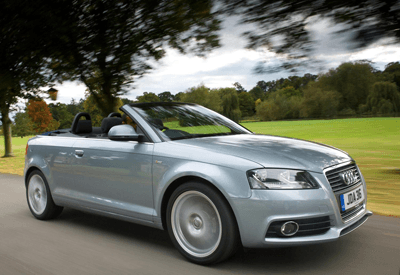 Image of Audi A3 Cabriolet
