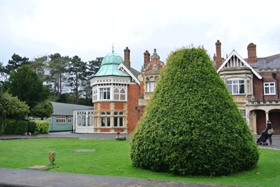 Image of Bletchley Park