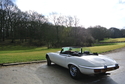 Image of Jaguar E-Type