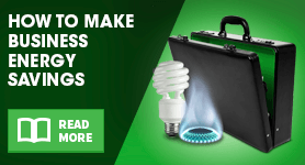 How to make business energy savings