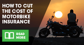 How to cut the cost of motorbike insurance
