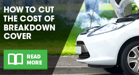 How to cut the cost of breakdown cover