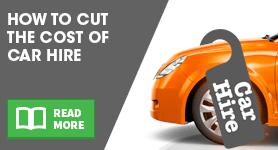 How to cut the cost of car hire
