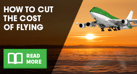 How to cut the cost of flying