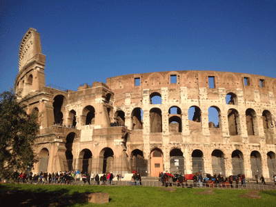 Image of the Colliseum