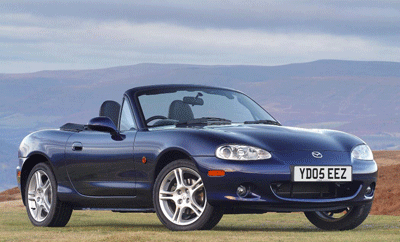 Image of Mazda MX-5 NB