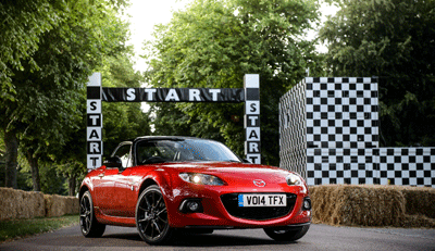 Image of Mazda MX-5 NC