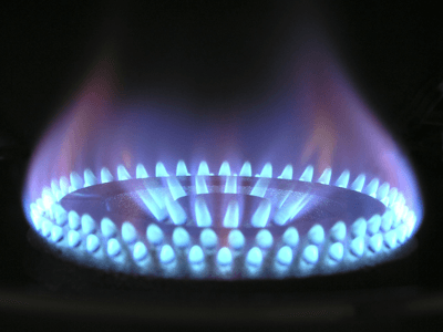 Image of a gas ring