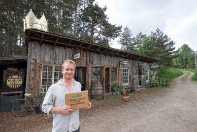 Inshriach Distillery, winner of Shed of the Year 2015