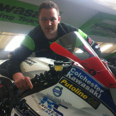 Luke Gregory from Motorcycles Direct