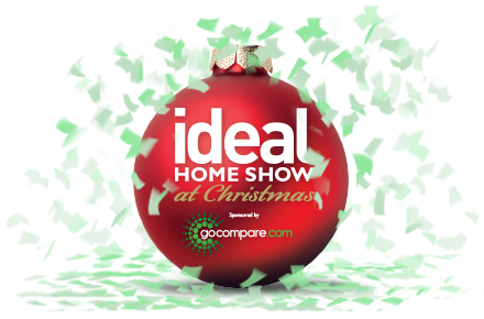 ideal home show at christmas 2015 gocompare com